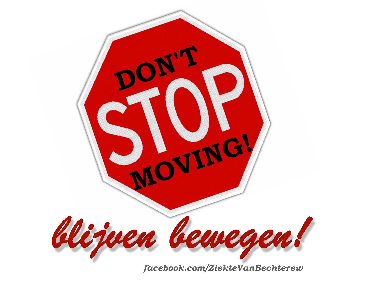 spreuken over bewegen Bechterew: blijven bewegen! | SpondyGazet spreuken over bewegen