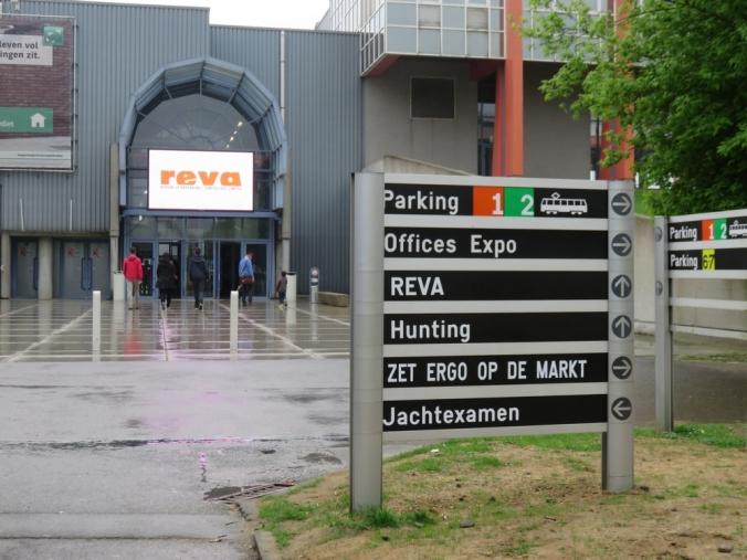 REVA beurs 2015, Gent